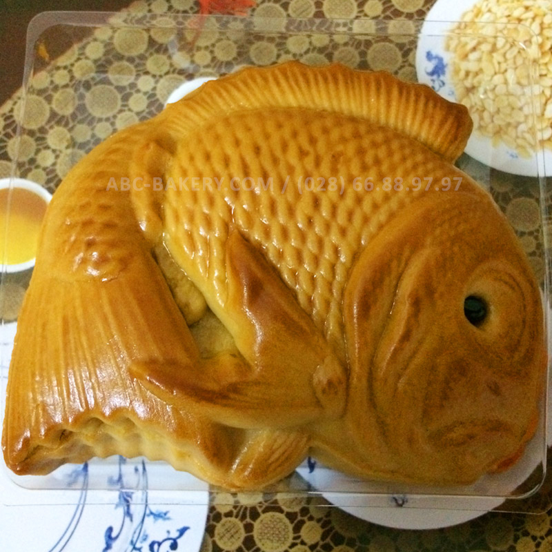Cá Koi Mini